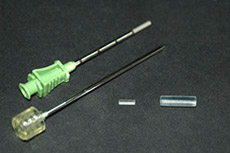 Tissue Expander Pin and Trocar